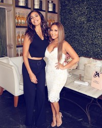 Adrienne Bailon Celebrates Her Wedding Shower With the Most Appropriate Theme