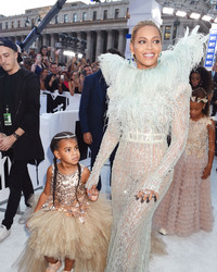 Beyoncé Brought Blue Ivy as Her Date to a Recent Wedding