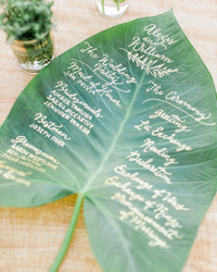 23 Unique Ceremony Program Ideas We Love