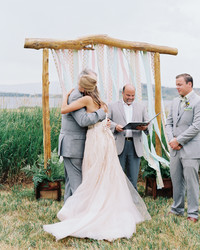 24 Times Fathers Melted Our Hearts at Weddings