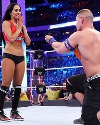 "Nikki Bella and John Cena Are Starting to Plan Their ""Intimate"" Wedding"