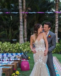 "More Details from Evan Bass and Carly Waddell's ""Bachelor in Paradise"" Wedding"