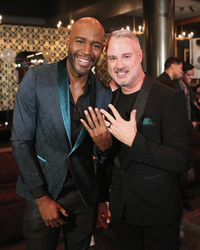 "Exclusive: ""Queer Eye"" Star Karamo Brown Shares What It Was Like Planning a Proposal for New Fiancée Ian Jordan"