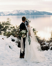3 Reasons Why Photographers Love Winter Elopements