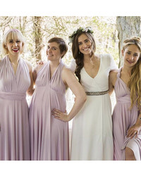 Kristen Bell Was Just Spotted Wearing A Wedding Dress Martha