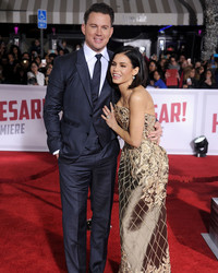 "Channing Tatum & Jenna Dewan Tatum Re-create ""Step Up"" Scene for the Movie's 10th Anniversary"