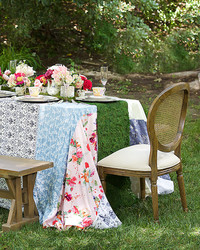 How to Plan an English Garden Party-Inspired Bridal Shower