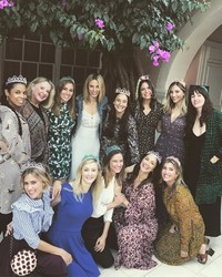 Mandy Moore's Friends Threw Her the Cutest Engagement Tea Party Ever