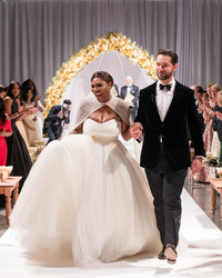 Serena Williams and Alexis Ohanian Had a Post-Wedding Brunch