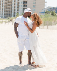 This Groom-to-Be Planned an Epic Beach Proposal and Surprise Engagement Party