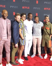 """Queer Eye"" Couple AJ Brown and Andre Are Married!"