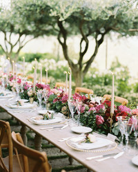 23 Candle Centerpieces That Will Light Up Your Reception