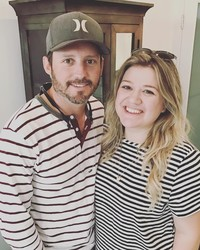 Kelly Clarkson and Brandon Blackstock Forgot Their Wedding Anniversary