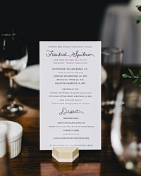 Should You Ask Your Wedding Venue's Chef to Create a Custom Dinner Menu?