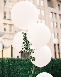 24 Cute Ways to Use Balloons Throughout Your Wedding