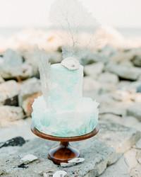 22 Summer Wedding Cakes That Speak to the Season
