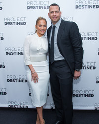 Jennifer Lopez Reminisced About Her First Valentine's Day with Alex Rodriguez