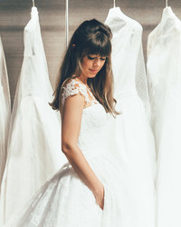 Go Inside Jenny Bernheim of Margo & Me's Wedding Dress Fitting!