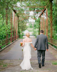 A Colorful, Art-Themed Wisconsin Wedding