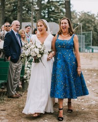 Mother-of-Bride and-Groom Dresses for a Summer Wedding