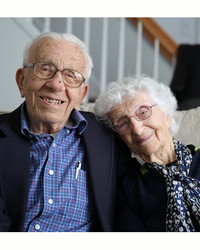 "The ""Longest Married Couple in America"" Is Giving Relationship Advice This Valentine's Day—On Twitter!"