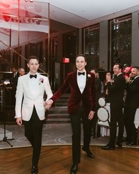 """Big Bang Theory"" Star Jim Parsons Hosted an Unplugged Wedding"