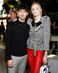 """Joe Jonas Credits His and Sophie Turner's Marriage to """"Game of Thrones"""""""