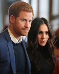 Meghan Markle Was Just Baptized Into the Church of England