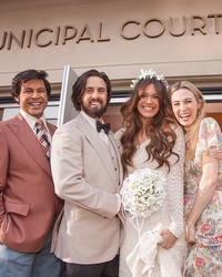"Mandy Moore Loves Her ""This Is Us"" Wedding Dress Just as Much as We Do"