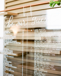 When Should We Finalize Our Wedding's Seating Chart?