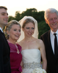 Chelsea Clinton Reflects On Her Wedding Day & Becoming a Mom