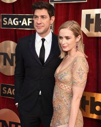 John Krasinski Thinks Emily Blunt Has a Superpower