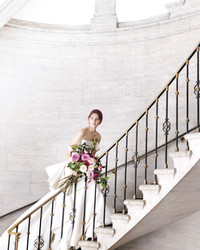 5 Wedding Arrangements Reflecting the Fabulous New Look in Flowers