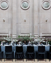 An Ultra-Chic Tablescape Grooms Will Love as Much as Brides