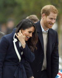 Meghan Markle Has Already Chosen Her Maid of Honor