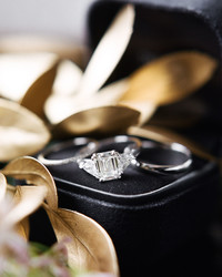 Meghan Markle-Inspired Three-Stone Engagement Rings