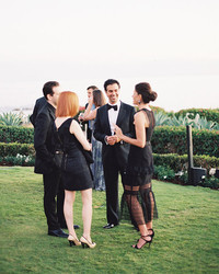 Leaving the Reception: A Guide for Guests