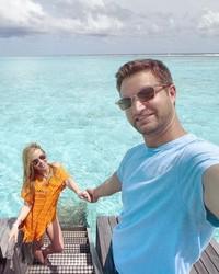 Tara Lipinski's Honeymoon Photos Will Have You Dreaming of the Maldives