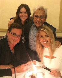 Bob Saget Is Engaged to Blogger Kelly Rizzo
