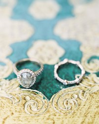 """20 Engagement Rings Real Brides Said """"Yes"""" To"""