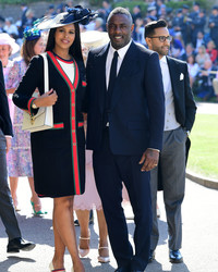 Idris Elba Just Revealed Why He Proposed to Sabrina Dhowre in Public