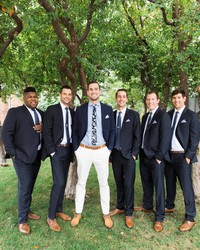 Is It Okay to Invite People to the Bachelor Party Who Aren't Invited to the Wedding?