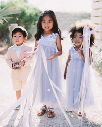 How Young Is Too Young to Be a Flower Girl or Ring Bearer?