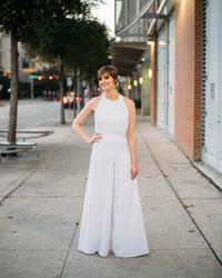 15 Chic Bridesmaid Jumpsuits