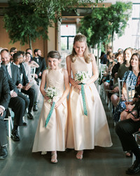 How to Decide If You Should Have Junior Bridesmaids in Your Wedding Party