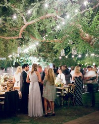 Here's How to Move Your Wedding Guests from One Space to Another on the Big Day