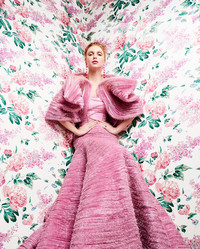 Colorful Wedding Dresses for Every Type of Bride