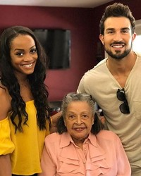 Bryan Abasolo's Grandmother Already Loves Rachel Lindsay