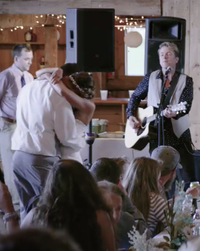 Rascal Flatts Surprised Two Fans with a Performance at Their Wedding