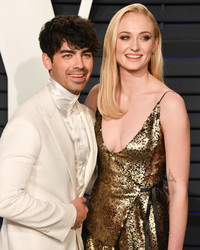 This Is Why Joe Jonas and Sophie Turner Got Married in Las Vegas Last Night